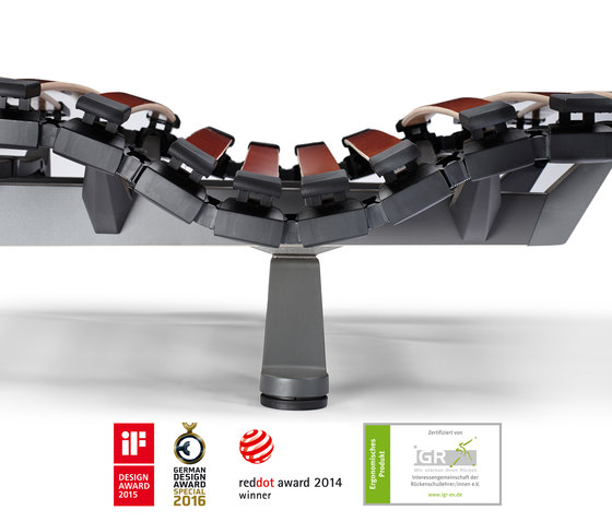 uni 22 bridge® by Swissflex