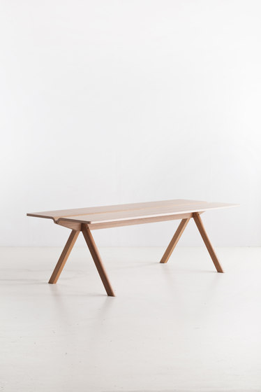 Copenhague Deux Table CPH220 de Hay