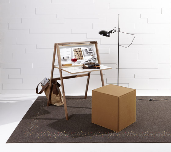 HIDEsk chalkboard paint by Müller small living