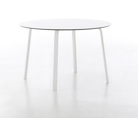 Stack Hoher Runder Tisch von GANDIABLASCO