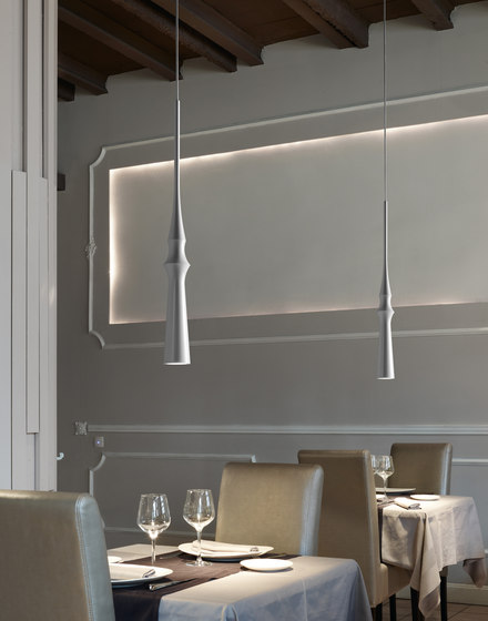 Slend pendant lamp by BOVER