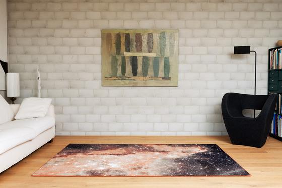 Nebula   Carpet Multi by schoenstaub