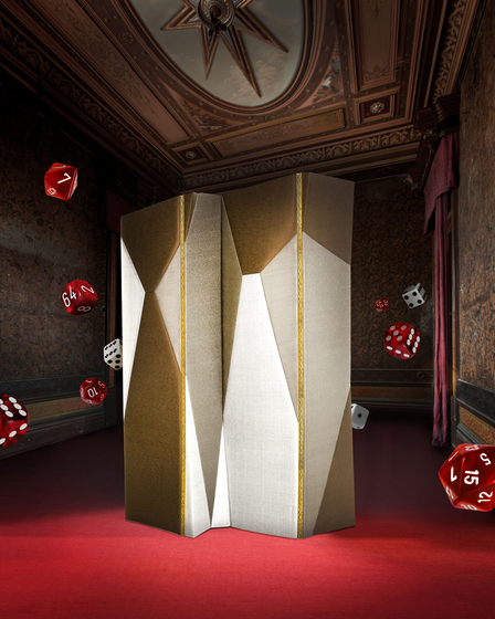 Let's play | Folding Screen by MUNNA