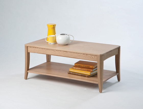 Artisan Coffee Table Lounge Tables By Ercol Architonic