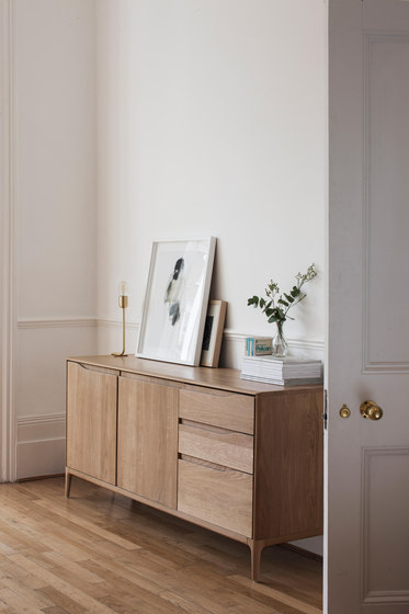 Romana | 2 door sideboard by ercol