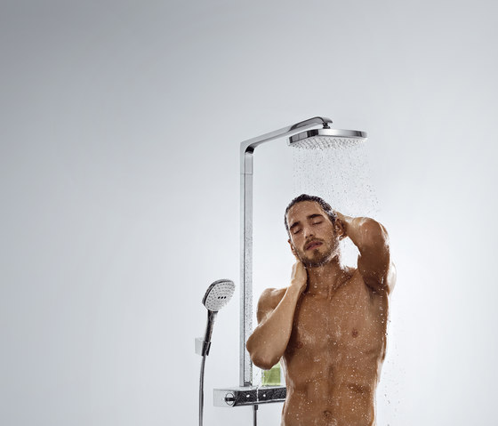 Hansgrohe Raindance Select S Design ShowerSet Raindance Select S / ShowerSelect S by Hansgrohe