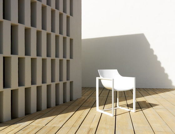Wall Street chair by Vondom