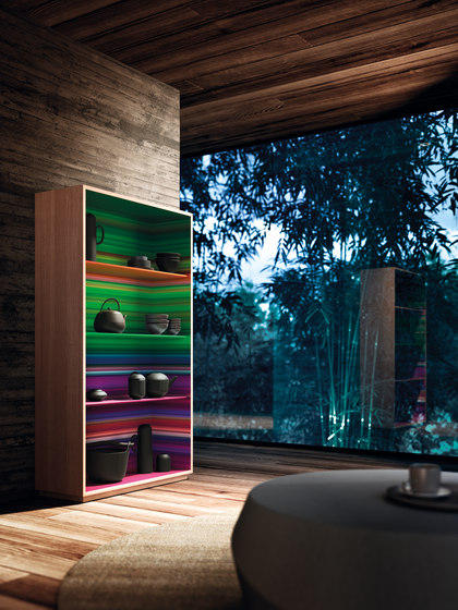 ColorFall wall shelf by Casamania