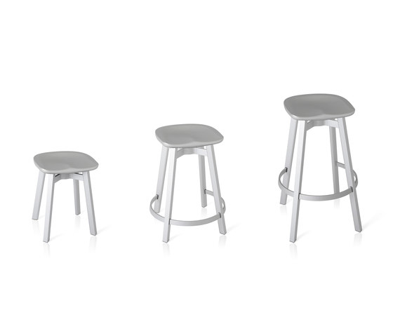 Emeco SU Small stool by emeco