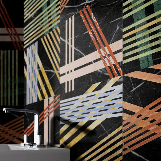 Opus | Bambù foresta by Lithos Design