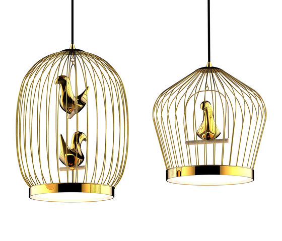 Twee T. lamp by Casamania