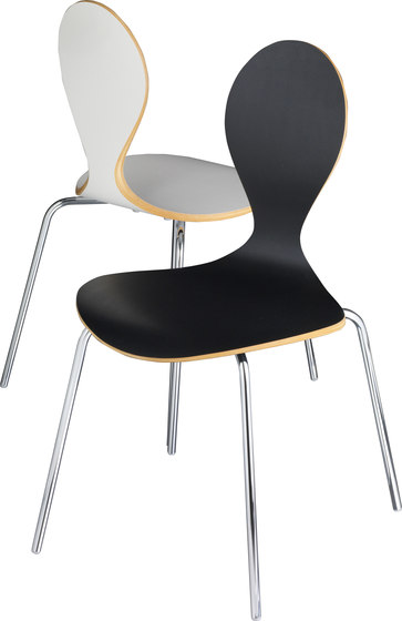 Pyt chair laminate de Plycollection