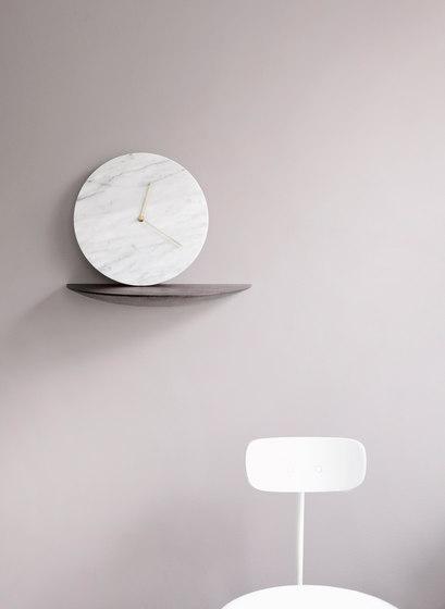 Marble Wall Clock by MENU