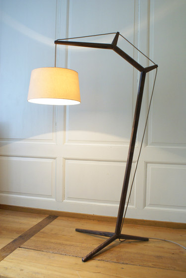PUU floor lamp by MHPD