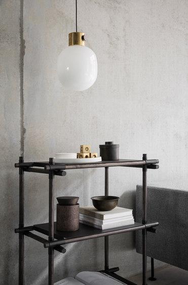 Stick System, 3x5, Black/Dark Ash by MENU