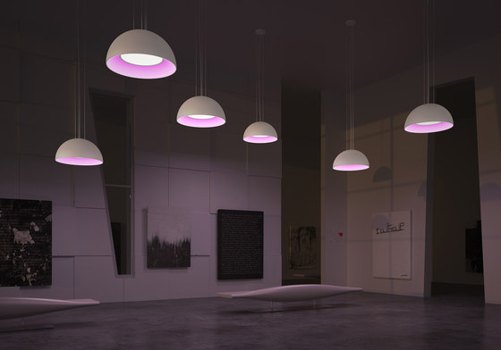 Aura Pendant light by LEDS-C4