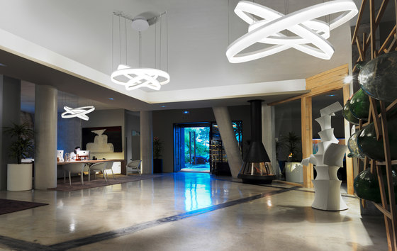 Circ Pendant light by LEDS-C4
