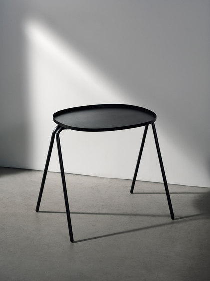 Afteroom Side Table | Black by MENU
