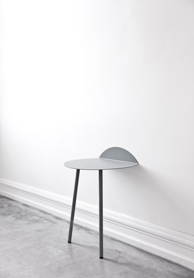 Yeh Wall Table, tall by Menu
