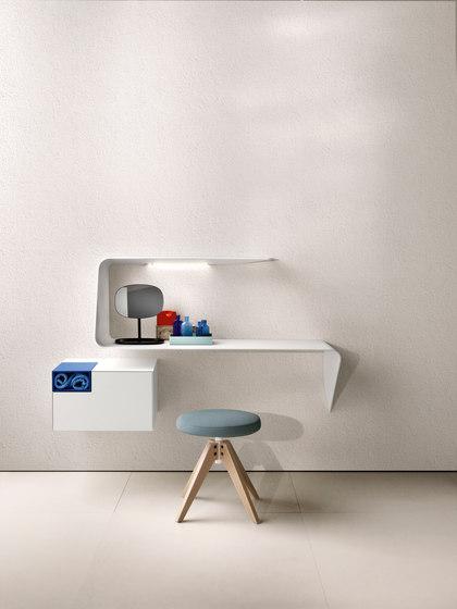 Flow stool de MDF Italia