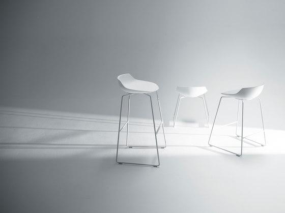 Flow stool by MDF Italia