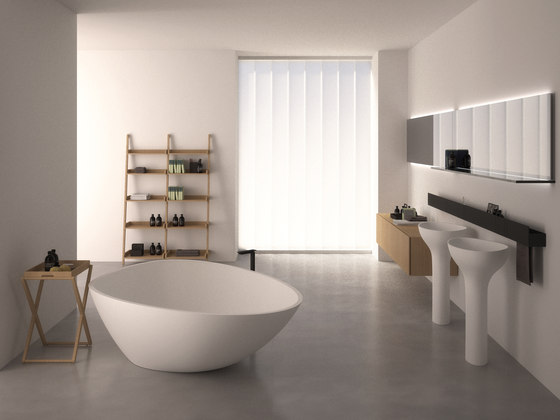 Drop Free Standing Baths From Agape Architonic