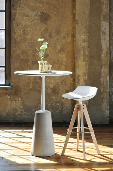 Rock Table de MDF Italia