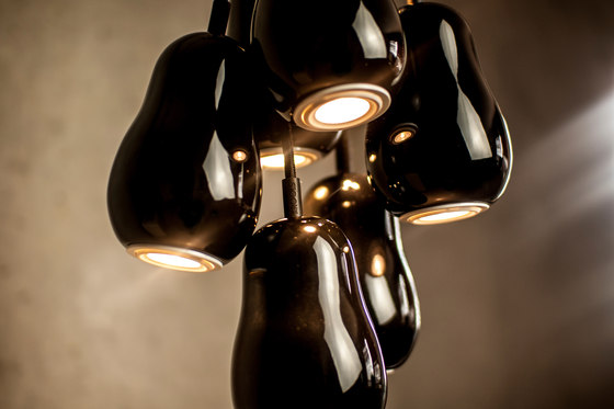 Babula S1 pendant gold by Krools