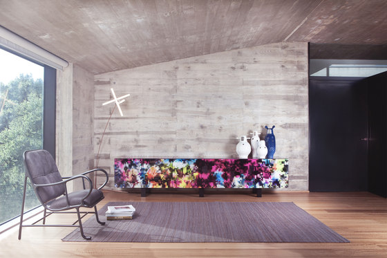 Gardenias Indoor Sofa by BD Barcelona