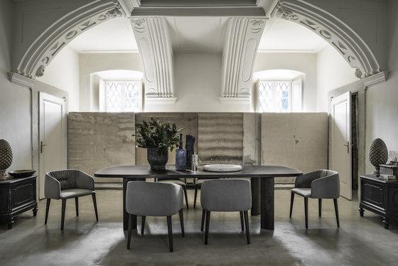 Sofy | bi-material armchair de Frag