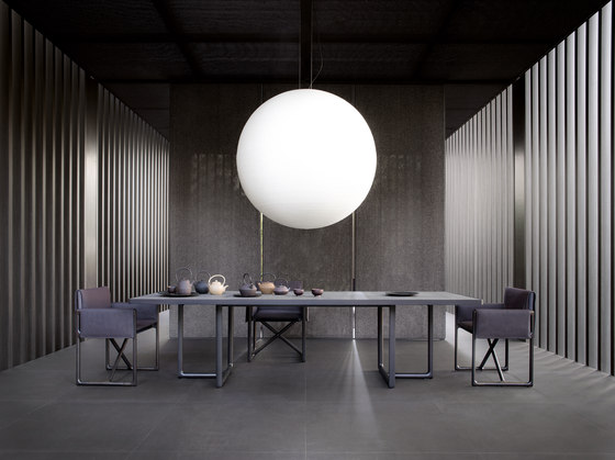 Portofino | Dining table di Paola Lenti