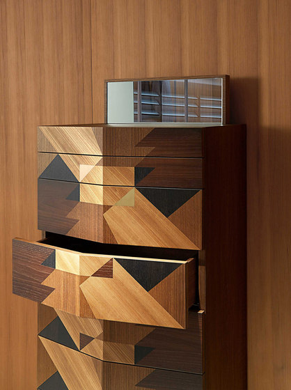 Maggio chest of drawers by PORRO