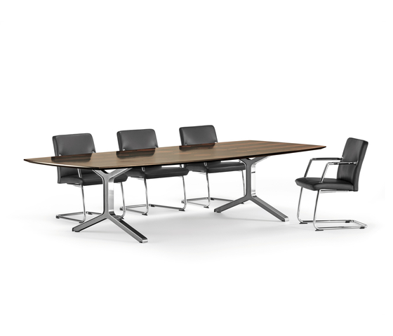 SitagInline Conference table by Sitag