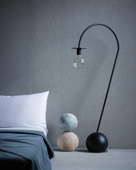 La Lampe floor by Friends & Founders