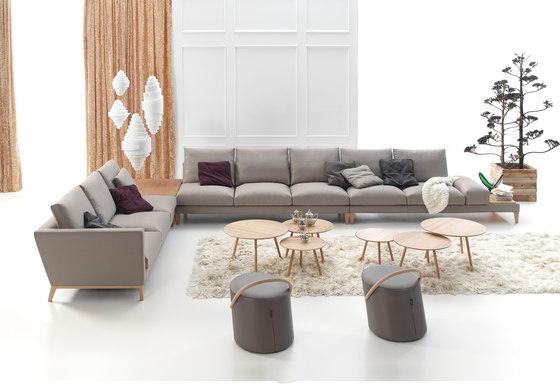 Lounge Sessel Hide Belta Design Emotionen