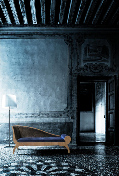 Paolina daybed by Morelato