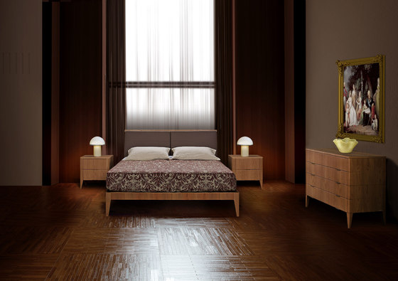 Felice Bed by Morelato