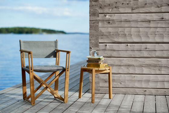Kryss dining chair di Skargaarden