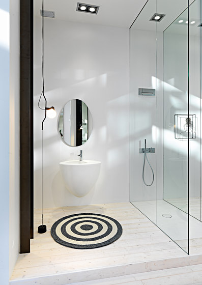 Le Giare wall-hung wc by Ceramica Cielo