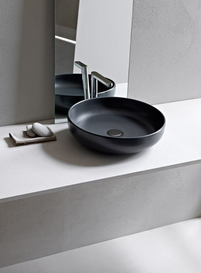 Shui Comfort on top washbasin de Ceramica Cielo
