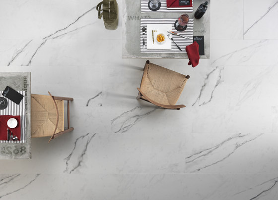 Slimtech 5Plus Timless Marble | Safari Amande by Lea Ceramiche