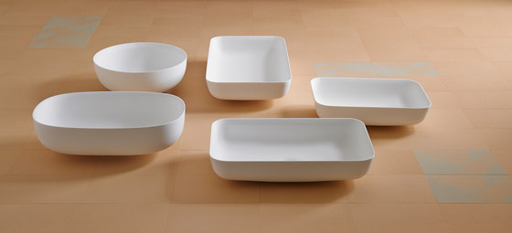 Bowl Bathroom Furniture Set 3 de Inbani