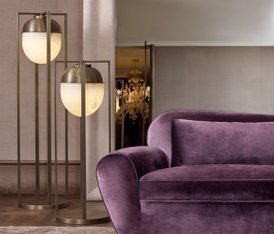 Jorinda floor lamp with led by Promemoria