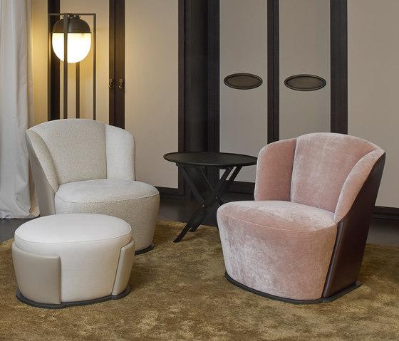 Rosaspina armchair de Promemoria