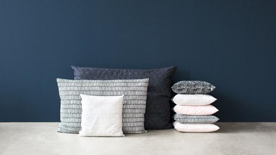 Scribble Kenno cushion L by Hem