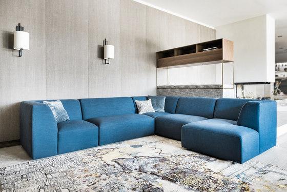 Concept 1010 Sofa de Neue Wiener Werkstätte