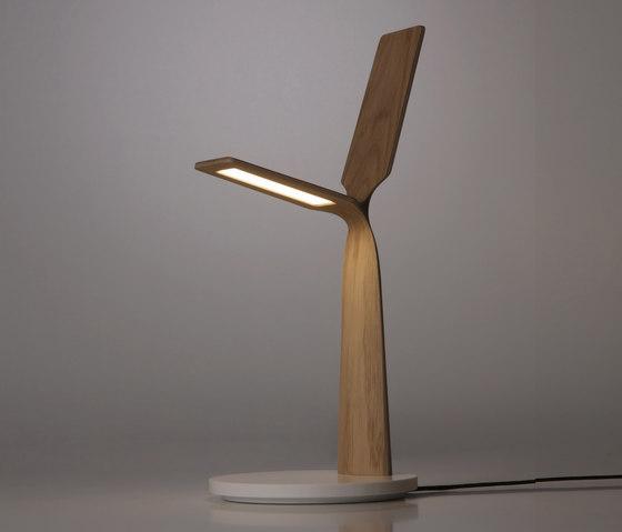Butterfly O3 wall lamp de Tunto Design