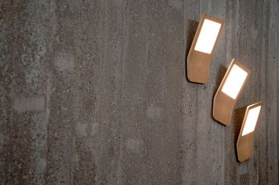 Butterfly O1 wall lamp by TUNTO Lighting