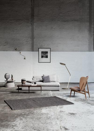 Macchiato Sofa, Left Arm: Kiss Stone 181 by NORR11