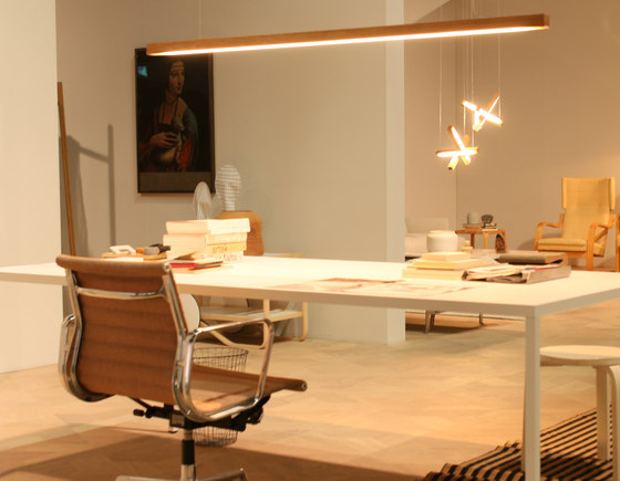 "Led40 ""Four"" Pendant by TUNTO Lighting"